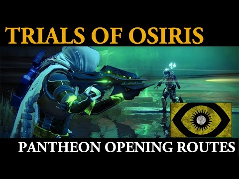 Destiny tips and tactics how to play pantheon for trials of osiris
