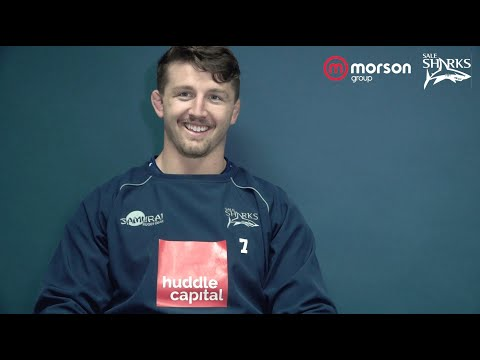Tom Curry on British & Irish Lions selection, Sale's play-off push & more!