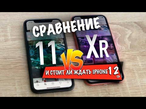 Что выбрать: IPhone 11 или IPhone XR? или Подождать IPhone 12?  Сравнение на опыте использования