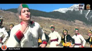 Latest Himachali Folk Pahari Video | Chhorhay Chupkey By Narender Ranjan | Music HunterZ