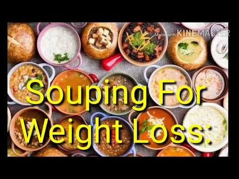 Food & Drinks Souping For Weight Loss: All You Need To Know About The Hottest Soup-Only Diet!
