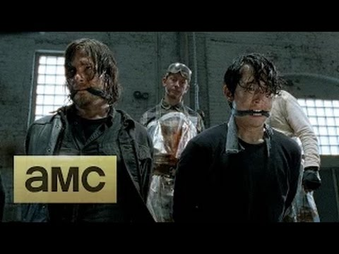 Comic Con Trailer - The Walking Dead Season 5