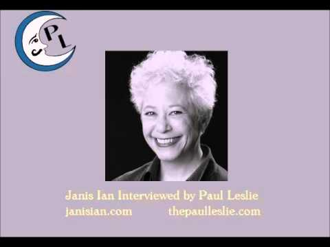 Janis Ian Interview on The Paul Leslie Hour