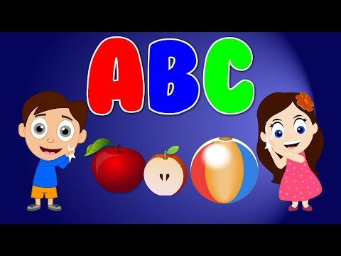 Alfabet liedje - ABC liedje - phonics song