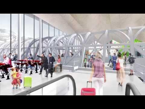 future gare de Chambéry