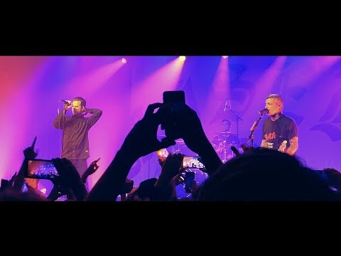 THE AMITY AFFLICTION - D.I.E.  LIVE AT TONHALLE MÜNCHEN 28/09/2018