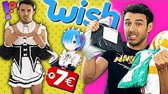 Ich habe die BILLIGSTEN Cosplays von Wish gekauft. (Bereue es!!)   Kurono