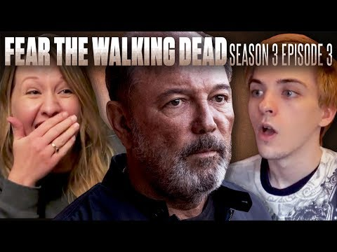 "Fear The Walking Dead: Season 3 Episode 3 ""Teotwawki"" - Fan Reaction Compilation!"