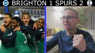 Download Video BRIGHTON 1 SPURS 2!! - LAMELA AND KANE!! - SPURS BACK TO WINNING WAYS! - LIVE MATCH REACTION MP3 3GP MP4
