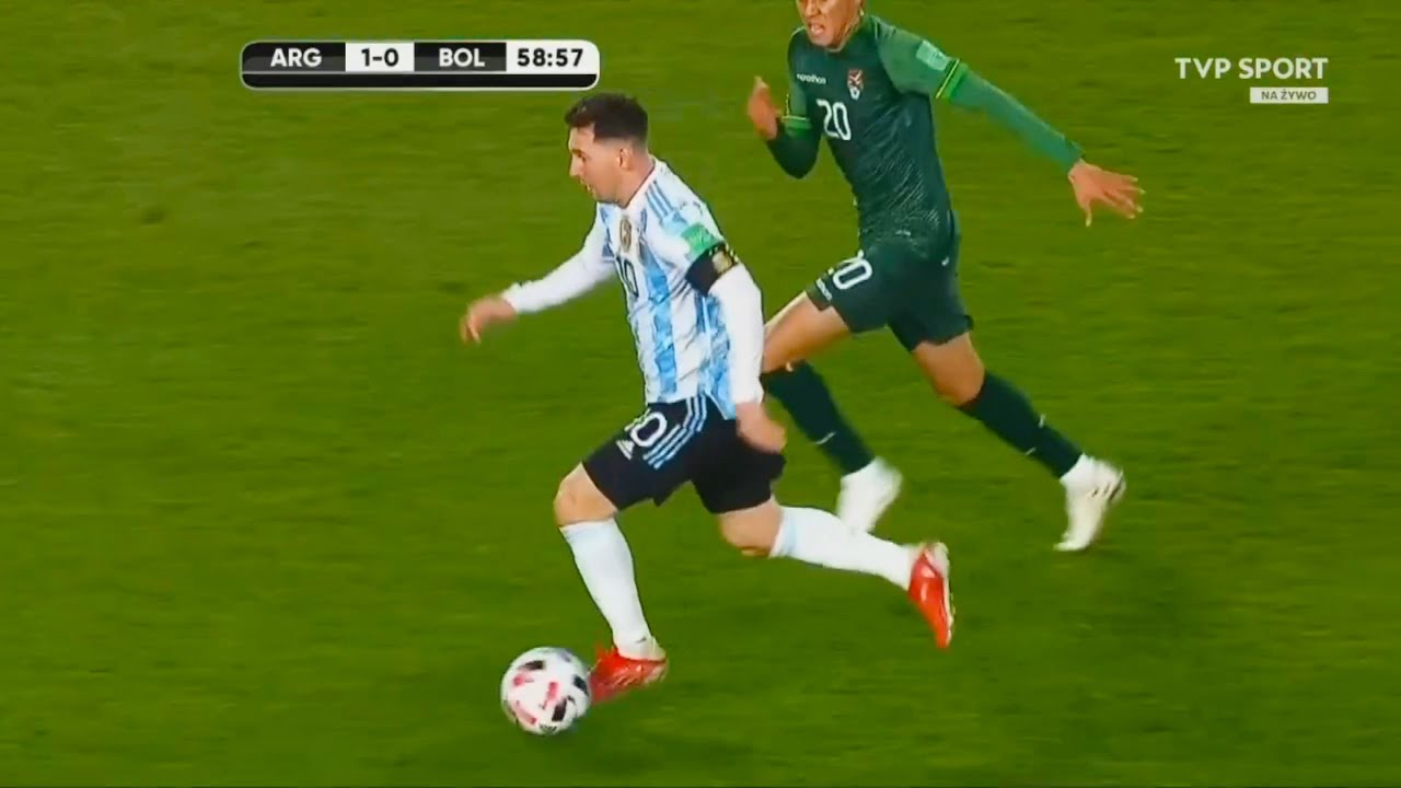 Download Lionel Messi Vs Bolivia (World Cup Qualifiers) 2021 - HD