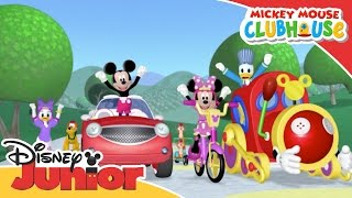 Mickey Mouse Clubhouse - Rubber Ducks | Official Disney Junior Africa