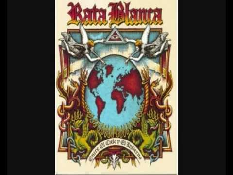 08 - Rata Blanca - Sin tu amor nada existe (Letra).wmv