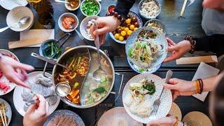 Китайская кухня. Китайский самовар. Санья. Хайнань.