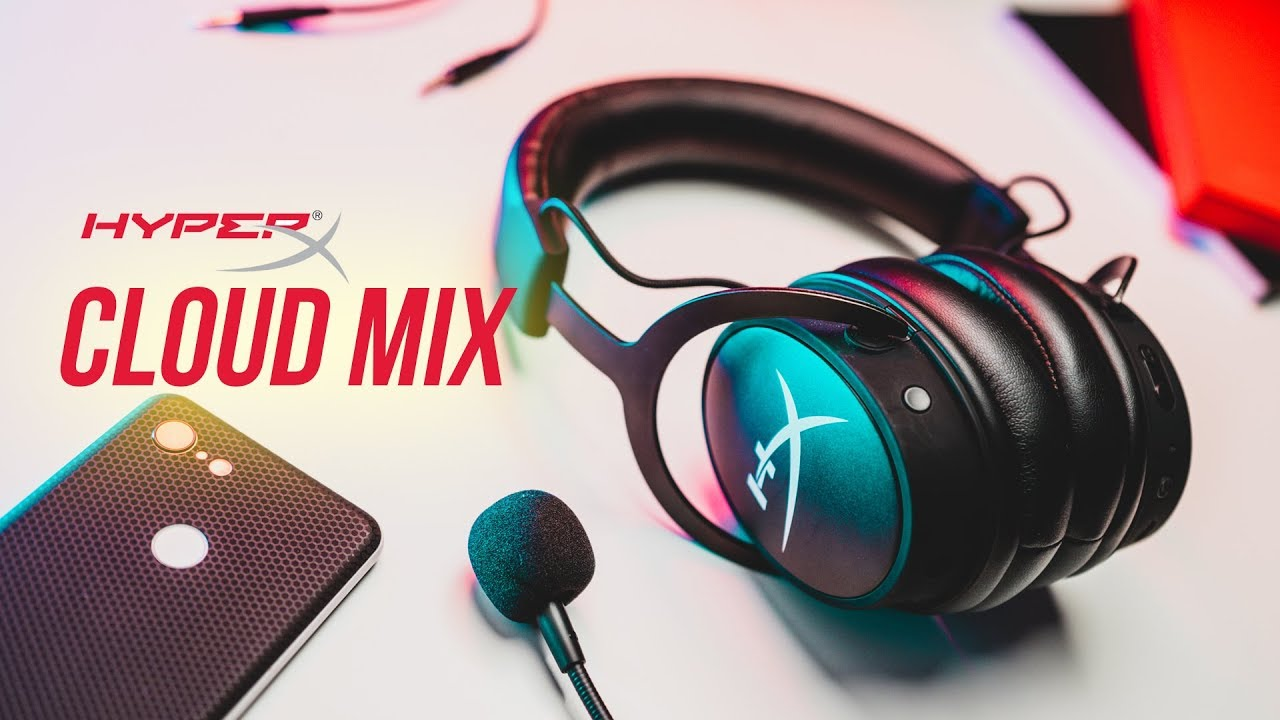 7f83c126dd7 HyperX Cloud Mix - A Mixed Up Gaming Headset? - YouTube