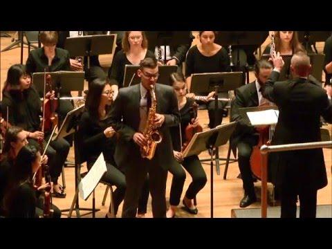 Henri Tomasi - Concerto pour Saxophone Alto et Orchestre
