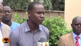 """Dr Atchi Walla sur Ebola: """"Nos camarades ont peur et même la psychose gagne les camarades."""""""