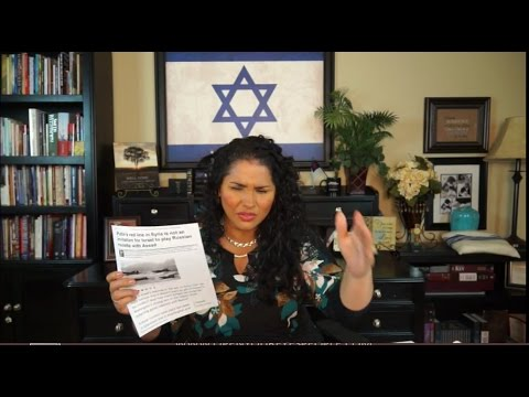 Live YouTube: Putin's Red Line To Israel and more Prophetic End-Time news!