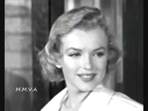"""""""Treated Me as A Sensitive Person"""" - Marilyn Monroe on Arthur Miller (Rare Interview)"""
