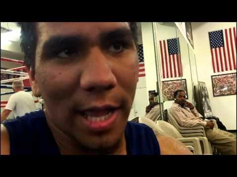 Inside Camp Mayweather: Talking Ward-Dawson, Adrien Broner, Mayweather Jr. with Luis Arias
