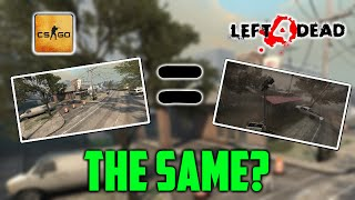 The CS:GO and Left 4 Dead connection