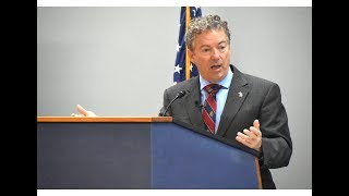 Sen. Rand Paul Delivers Keynote To The American Conservative's Foreign Policy Conference