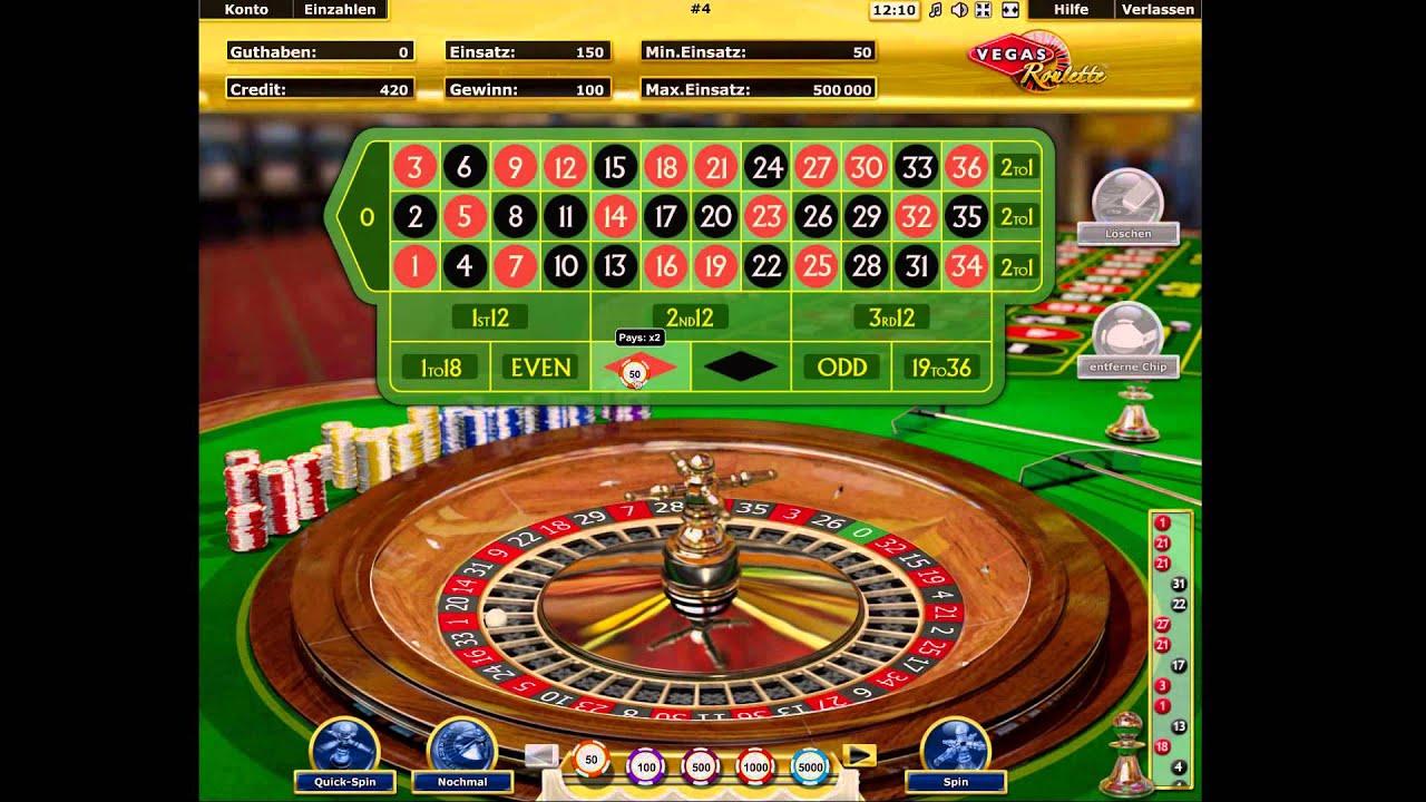 Casino Las Vegas – 50 Freispiele & bis zu 500 Euro Bonus!