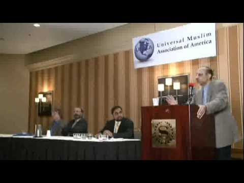 Dr. Liyakat Takim - 9/11 and the Shi'i Image in America UMAA Convention 2010