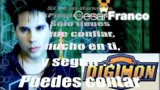 Digimon 1 Opening Latino oficial Cesar Franco SUSCRIBETE thumbnail
