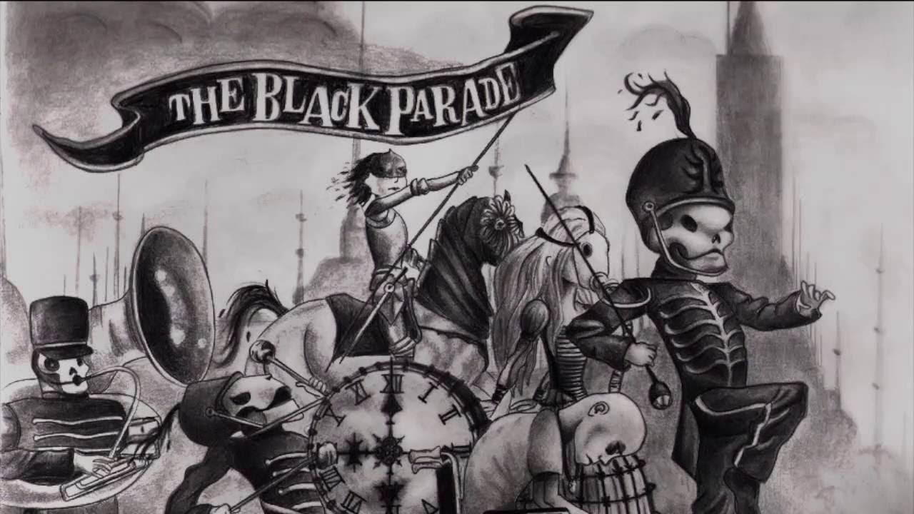 05 Welcome To The Black Parade : Free Download, Borrow