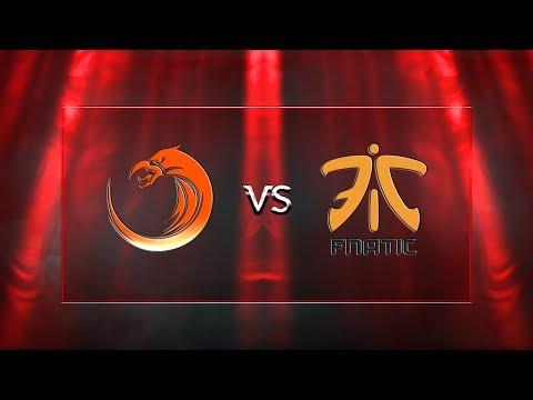 [Dota2 Live INA]: Fnatic [MY] vs TNC [PH] (BO3) @Dream League