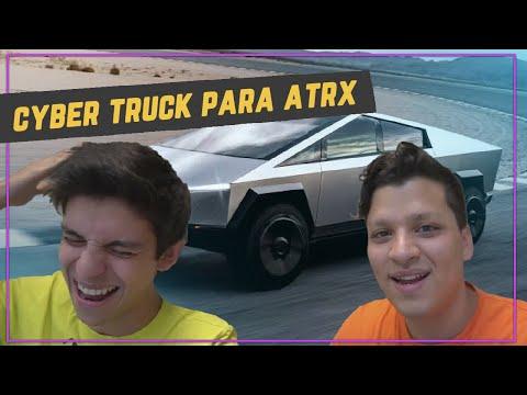 YA pedimos nuestra CYBER TRUCK l ATRX
