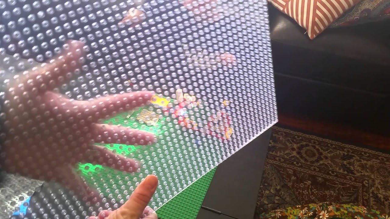 Huge Lego Compatible Base Plates