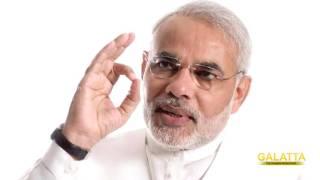 Pichaikkaran scene on black money becomes real with Modi