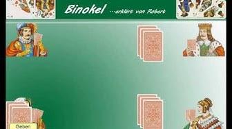 Binokel - Kartenspiel in 15min erklärt
