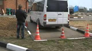 Конкурс профессионального мастерства среди водителей маршрутных автобусов малой вместимости(, 2014-04-24T05:59:48.000Z)