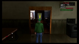 Grand Theft Auto San Andreas Playthrough Part 1 (No Commentary)