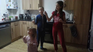 How many autistic boys do you see dancing with their sisters? Well, Aronas is one of them.