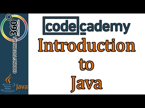 Introduction To Learn With Codecademy