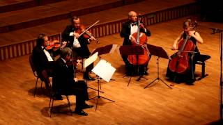 Fr.Schubert String Quintet in C D.956 (I.Allegro ma non troppo)-CAMERATA QUARTET,Marta Kordykiewicz