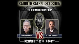 Debate/Discussion (Radio): For Whom Did Christ Die?