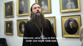 СЛУЧАЙ В МУЗЕЕ - трейлер / INCIDENT IN A MUSEUM - film trailer