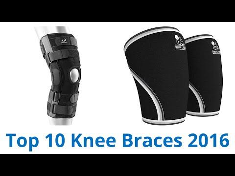 10 Best Knee Braces 2016