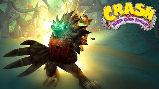 #11 Crash Mind over Mutand - Mission Defeat Spikes - Video Game - kids movie -Gameplay