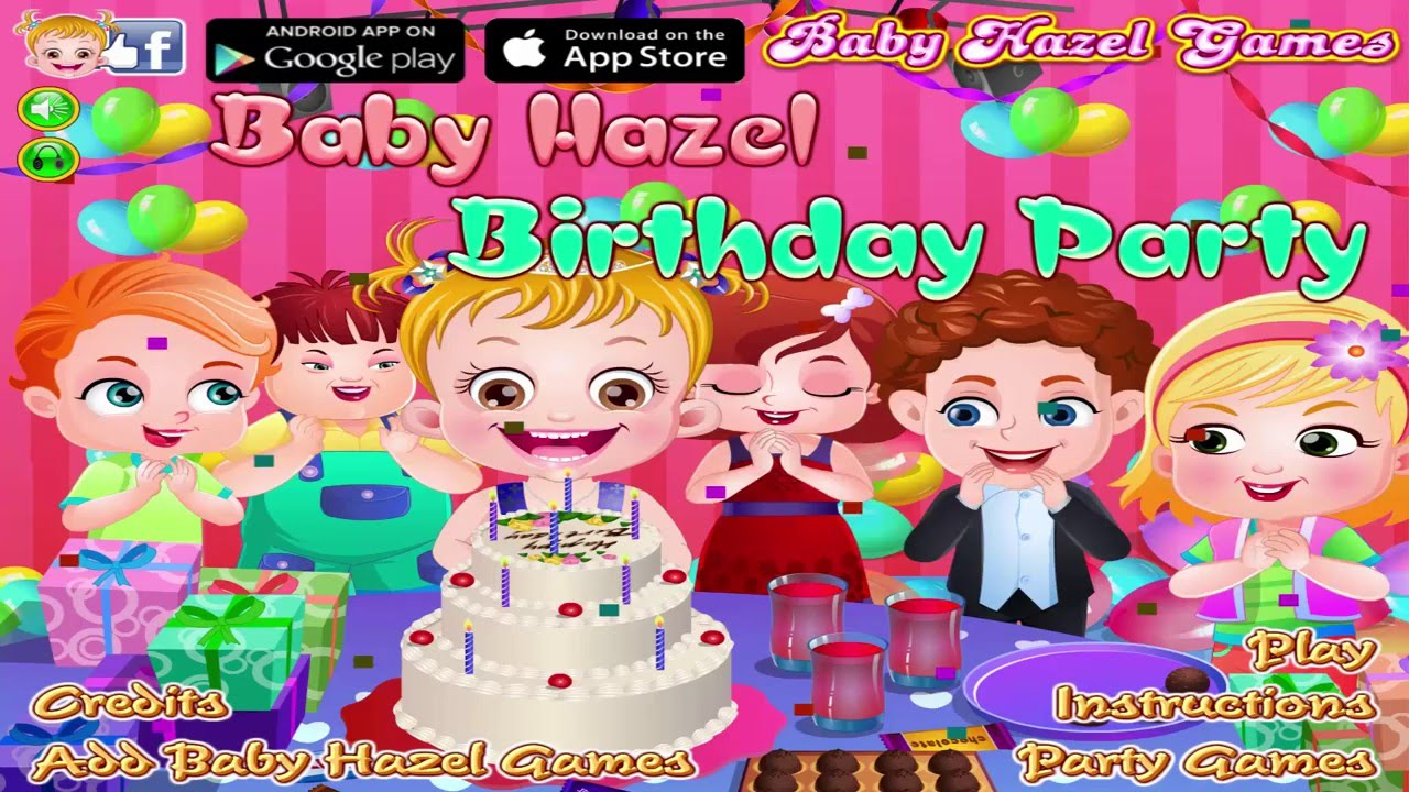 Baby Hazel Birthday Party - Apps on Google Play