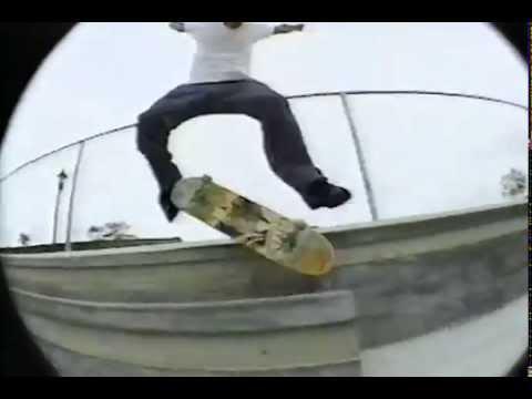 """Agent Orange Section (1999) - """"Boob"""" Big Brother Skate Video Pt 12/28"""
