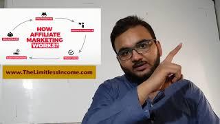 Affiliate Marketing In Urdu Hindi