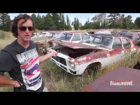 Classic Car Hunter - Flynn's Wreckers