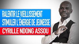 Atelier : Ralentir le vieillissement/stimuler l'énergie de jeunesse intérieure (Cyrille Ndong Assou)