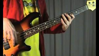 Bob Marley - Stir It Up - Bass Cover
