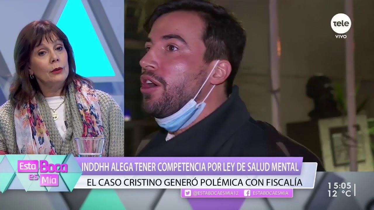 Cruce entre INDDHH y Fiscalía por caso Cristino: llamada a fiscal desató polémica / 2